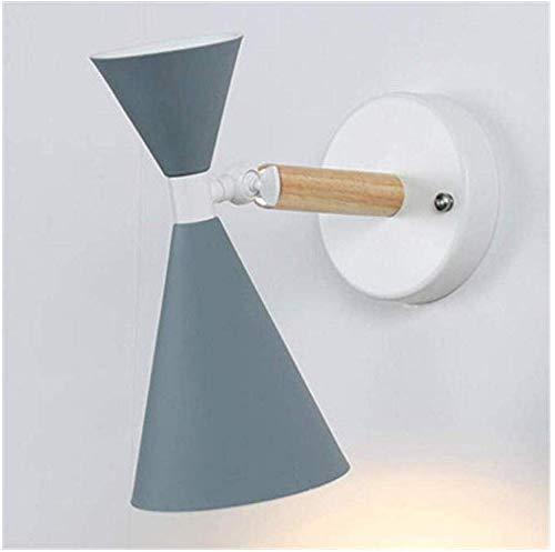 MEIXIAN Wandlamp spots verlichting ijzer glazen bol moderne LED eenvoudige antiek eenvoudig retro