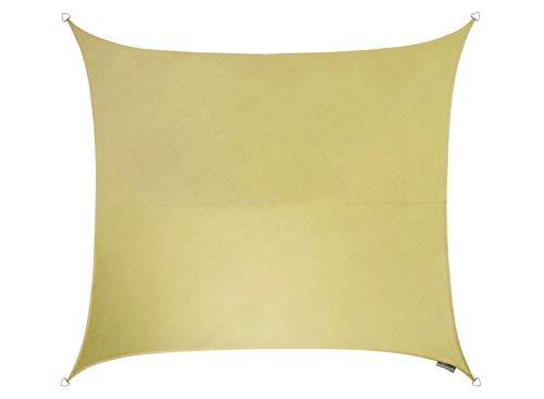 Tende a vela Kookaburra - Quadrata 5.4m Sabbia Intrecciata Traspirante