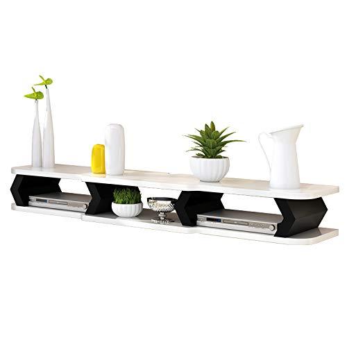 WANGXIAO Tv Stand Cabinet Grote capaciteit, multifunctionele Drijvende Kast Media Console Bespaar ruimte Modern Ontwerp Voor TV-componenten