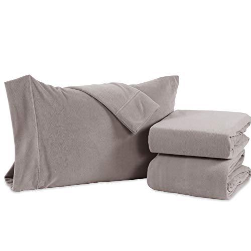 Berkshire Blanket Microfleece Super Soft Cozy Warm Breathable Bed...
