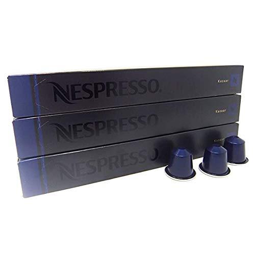 Nespresso - Kazaar - 30 Kapseln
