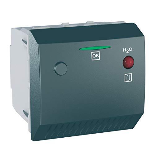 Schneider ELEC ppm–SAE 9140–Rauchmelder Überschwemmung 12V AC/DC graphit