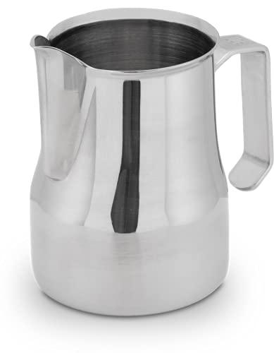 """Lambda Coffee® """"Professional Barista bricco per latte in acciaio inox (acciaio inossidabile, 350 ml)"""