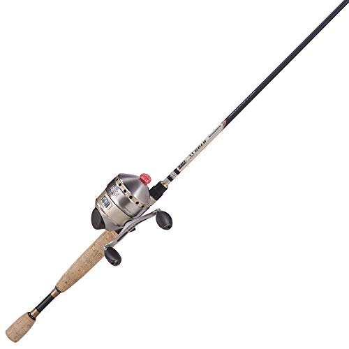 Quantum Fishing Zebco 33 Max Gold Medium Heavy Spincast Combo(2-Piece), 6.6-Feet, Model:33MXG662MH 20C NS4
