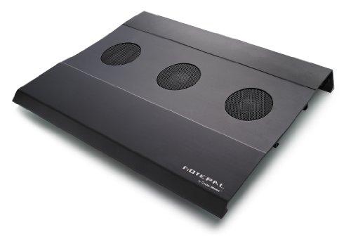 CoolerMaster NotePalW2 431 cm 17 Zoll Notebook Kuhler schwarz