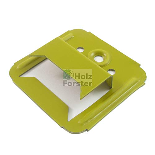 FRÜH Nut-Feder-Profil Schraubkrallen 5x10,5mm 5SKVC SB chromatiert, 100 Stück
