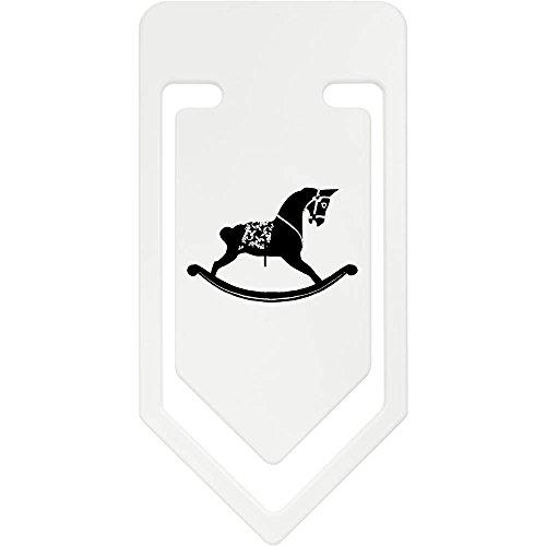 Azeeda 141mm 'Rocking Horse' Giant Plastic Paper Clip (CC00007406)