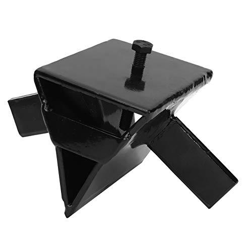 Cocoarm Spaltkreuz für Holzspalter Elektrischer Hydraulischer Holzspalter Kreuzschneidkopf Titanstahl Holzschneiderkopf Holzspalterzubehör