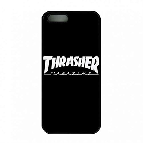 coque iphone 5 silicone thrasher