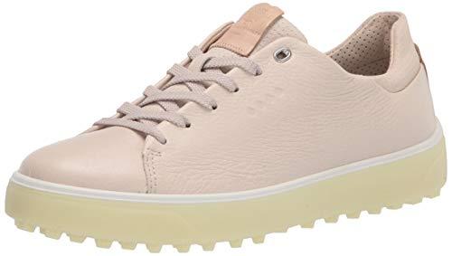 ECCO Tray, Zapatos de Golf Mujer, Lime Stone, 37 EU
