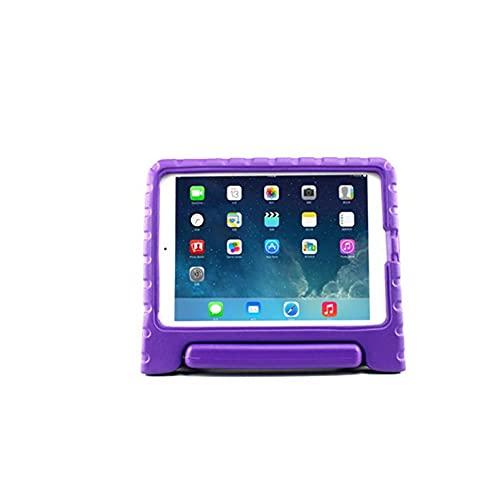 CNmuca Capa prática para mini tablet infantil portátil Eva capa anti-queda e durável adequada para ipad roxo iPad 2/3/4 roxo