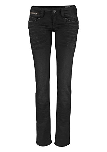 Herrlicher Damen Jeans Jeanshose Hose Piper (W27/L30, Punky)