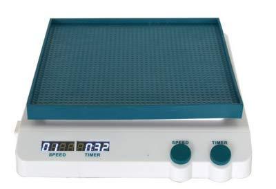 Gowe Warped Teller decoloring Schütteln Rocker Board Tisch Super Dünn Orbital decoloring Shaker Spannung: 80/240V 50/60Hz