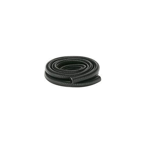 Tubo corrugado Flexible Flex PVC Negro MT. 25para instalaciones eléctricos D. 32