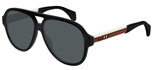 Gucci GG0463S Sporty - Gafas de sol (58 mm)