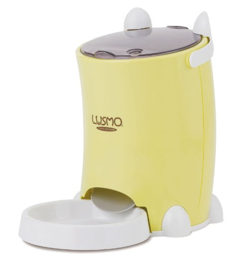 LUSMO Pet Food Auto Feeder