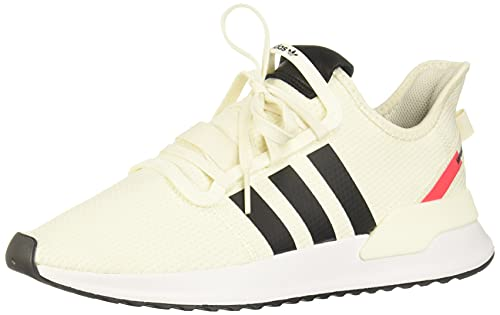 adidas U_Path Run, Zapatillas para Hombre, Marfil (Off White/Core Black/Shock Red 10013283), 43 1/3 EU