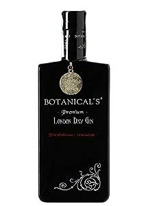 Gin The Botanical's - Ginebra - Botella 70 cl