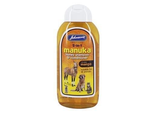 Johnson's Vet Manuka-honing 2-in-1 shampoo, 400 ml