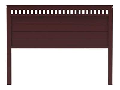 materiales: madera maciza de pino insigni medidas: 160x120x3 (ancho alto grueso) acabado en nogal fabricación artesanal.