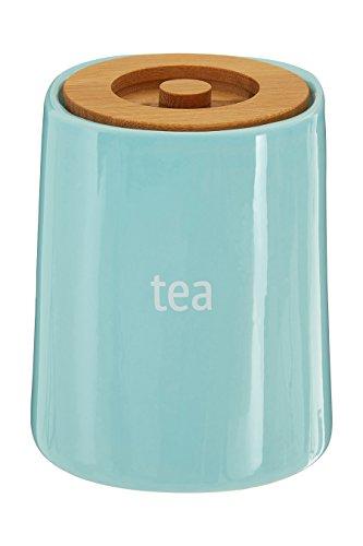 Premier Housewares Fletcher Bote para té, Azul