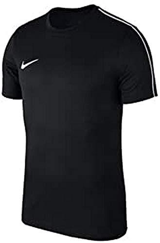 Nike Herren Dry Park 18 Trikot, Schwarz (Black/White), L