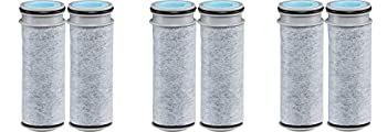 Brita Stream Pitcher Replacement Water Filter BPA Free 3 Count  3 ct 2 pack