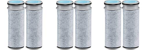 Brita Stream Pitcher Replacement Water Filter, BPA Free, 3 Count (3 ct, 2 pack)