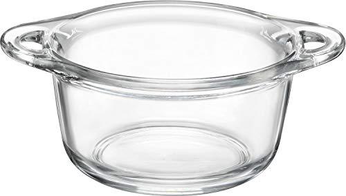 Bormioli Rocco S.p.A. BORMIOLI ROCCO Pentolino 125610MTX121990 - Cuenco para sopa (0,30 L, porcelana)