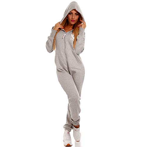 Crazy Age Star Jumpsuit Overall full-body pak warm & behaaglijk