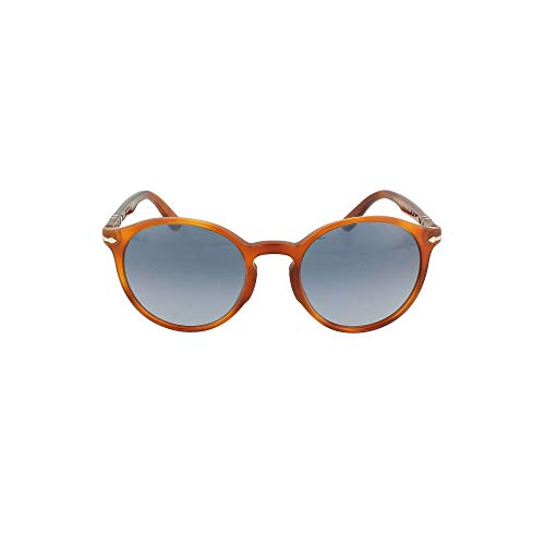 Persol Luxury Fashion Uomo 3171SSOLE96Q8 Marrone Metallo Occhiali Da Sole   Stagione Permanente