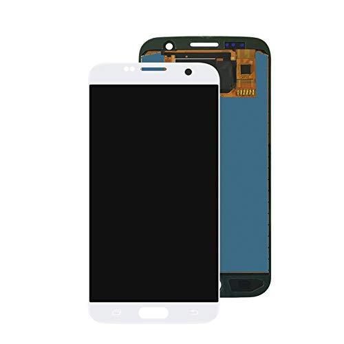 Marco de pantalla táctil de teléfono móvil 5.1 '' LCD Reemplazo De Ajuste Para Fit For Samsung Galaxy S7 Pantalla G930 G930F SM-G930F Ensamblaje Digitalizador De Pantalla Táctil LCD Panel digitalizado