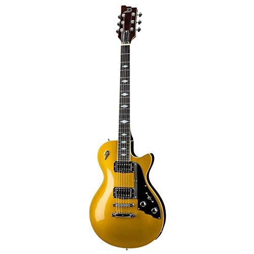 Duesenberg D59-GT-S - E-Gitarre, Gold Top