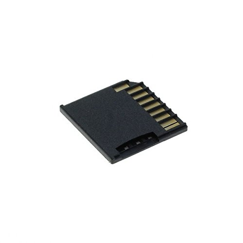Adapter für microSD Karten für Apple Macbook / Macbook Air / Macbook Pro black