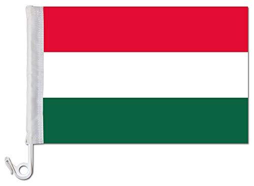 Everflag Auto-Fahne: Ungarn - Premiumqualität