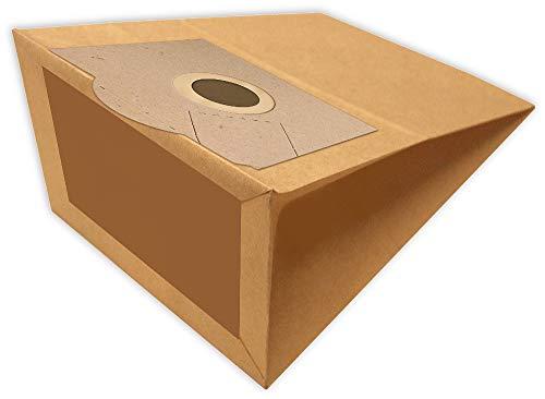 R1 Folienverpackung 2-Lagenbeutel, Abluftfilter, Motorfilter Staubsaugerbeutel von <b>FilterClean</b> unter andern für <b>AFK</b> Typ: BS 1500.1, <br><b>ALASKA</b> Typ: BS 1404 E, und andere