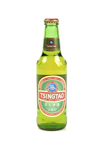 Bière TsingTao 330ml 4,7° Chine