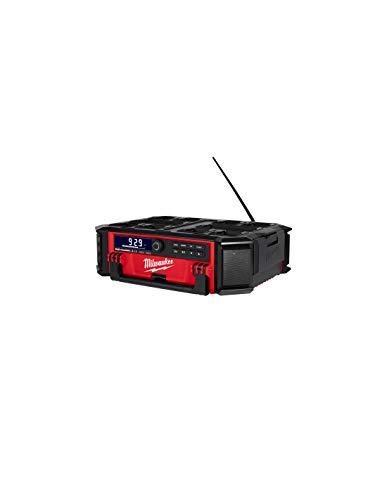 Milwaukee e M18 Packout - Radio PRCDAB+-0 con función de carga