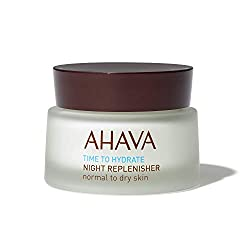 AHAVA Time to Hydrate Night Replenisher for Normal to Dry Skin