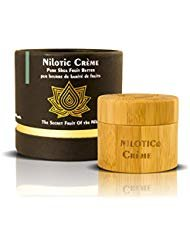 Nilotic BABYCRÈME (Apple Pie) - Velvety Chemical Free Baby Cream for All Ages - Non Toxic - PETA Vegan & Cruelty Free - All Skin Types - 100% Pure - Natural Moisture - Diaper Rash - Soft Baby Skin