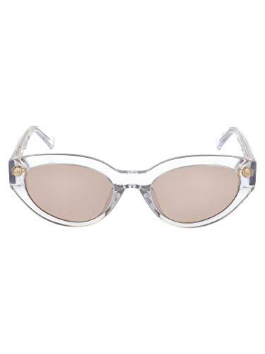 Replay Luxury Fashion Damen RY616S04GREEN Weiss Metall Sonnenbrille   Jahreszeit Permanent