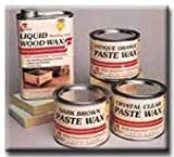 Hf Staples Antique Orange Paste Wax - 4lb Can