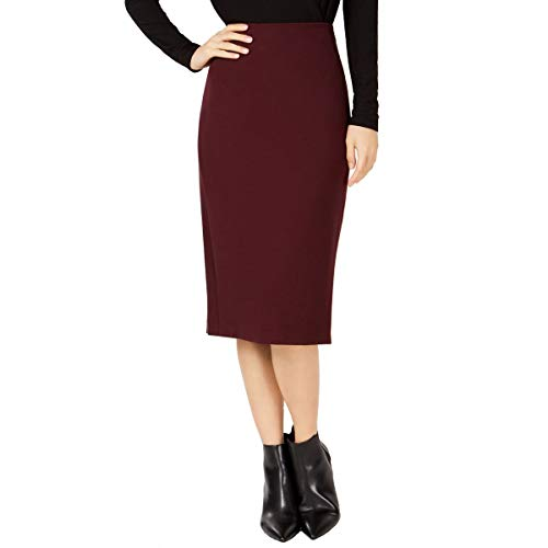 Vince Camuto Women's Long Fitted Skirt