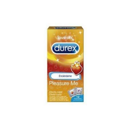 Durex Pleasure Me Preservativos x12