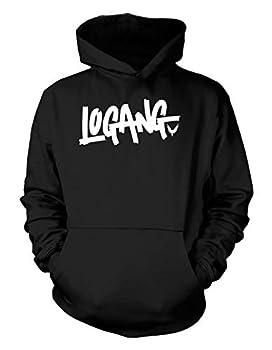 Logan Paul Logang Maverick Hoodie or T-Shirt Adults & Kids Youtuber Merch