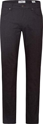 BRAX Herren Style Cooper C Woolook Flex Five Pocket Regular Fit Hose, Anthra, W36/L34(Herstellergröße: 36/34)
