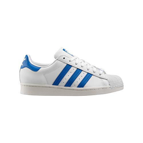 adidas Originals Superstar Weiss Blau