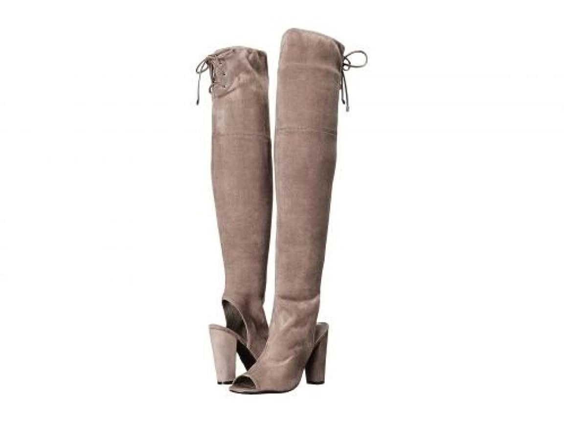 マインドフル離れた独創的GUESS(ゲス) レディース 女性用 シューズ 靴 ブーツ ロングブーツ Galle - Gray [並行輸入品]