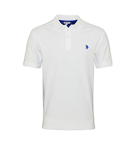 US Polo ASSN. S/S, bianco, 59491 51887, XL