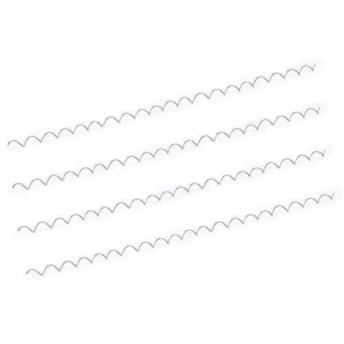 Toolerando Gabionen-Spirale 100 cm, 4 Stück